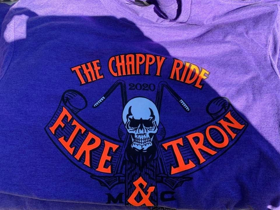 """In honor of Michael """"Chappy"""" Chapman and Suicide Prevention"""